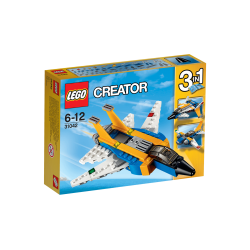 AVION A REACTION LEGO CREATOR 31042