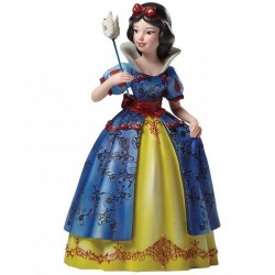 FIGURINE BLANCHE NEIGE HAUTE COUTURE COLLECTION MASCARADE DISNEY