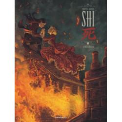 SHI - TOME 2 - ROI DEMON LE