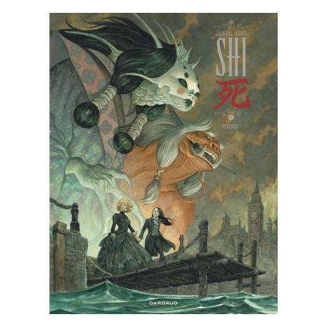 SHI - TOME 3 - REVENGE