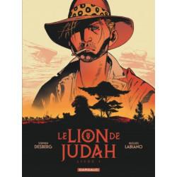 LE LION DE JUDAH  - TOME 1