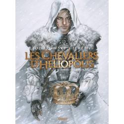 LES CHEVALIERS DHELIOPOLIS - TOME 02 - ALBEDO LOEUVRE AU BLANC