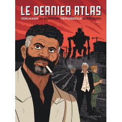 LE DERNIER ATLAS - TOME 1