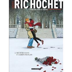 NOUVELLES ENQUETES RIC HOCHET - LES NOUVELLES ENQUETES DE RIC HOCHET - TOME 2 - MEURTRES DANS UN JAR
