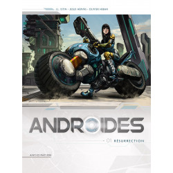 ANDROIDES 01 - RESURRECTION