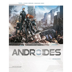 ANDROIDES T03 - INVASION