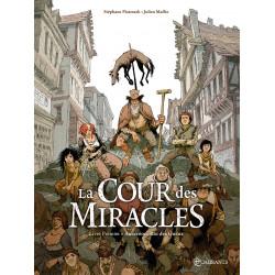 LA COUR DES MIRACLES T01 - ANACREON ROI DES GUEUX
