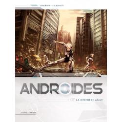 ANDROIDES - T07 -  LA DERNIERE ANGE