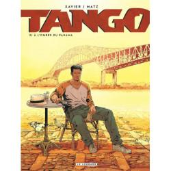 TANGO - TOME 3 - A LOMBRE DU PANAMA
