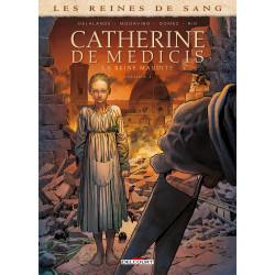REINES DE SANG - CATHERINE DE MEDICIS LA REINE MAUDITE T01