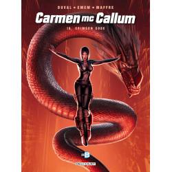 CARMEN MC CALLUM 16 CRIMSON CODE