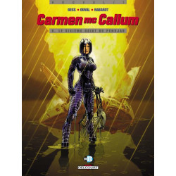 CARMEN MC CALLUM T06 SIXIEME DOIGT PENDJAB