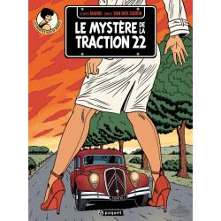 LES ENQUETES AUTO DE MARGOT T1 - LE MYSTERE DE LA TRACTION 22