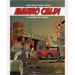 MAURO CALDI T5 - LA GUERRE DES FAMILLES