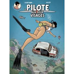 LES ENQUETES AUTO DE MARGOT T4 - LE PILOTE AUX DEUX VISAGES