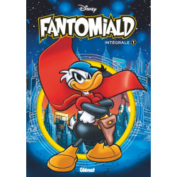 FANTOMIALD INTEGRALE - TOME 01