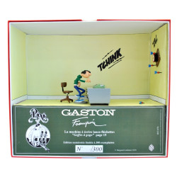 PIXI GASTON MACHINE A ECRIRE FLECHETTES 6588
