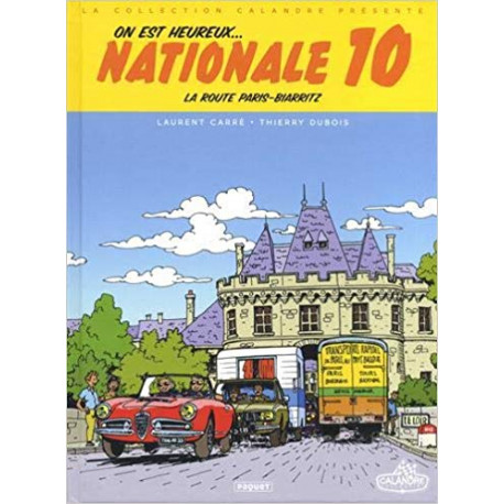 ON EST HEUREUX NATIONALE 10