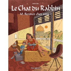LE CHAT DU RABBIN - T10 - LE CHAT DU RABBIN  - RENTREZ CHEZ VOUS