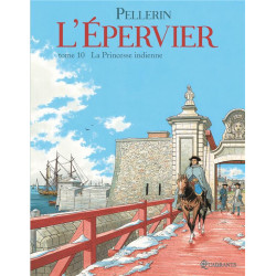 LEPERVIER T10 - LA PRINCESSE INDIENNE