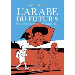 LARABE DU FUTUR - VOLUME 5