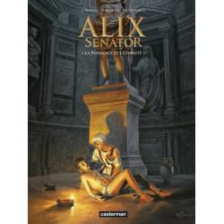 ALIX SENATOR - T07 - LA PUISSANCE ET LETERNITE