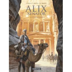 ALIX SENATOR - T08 - LA CITE DES POISONS
