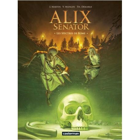 ALIX SENATOR - T09 - LES SPECTRES DE ROME