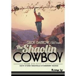 THE SHAOLIN COWBOY - VOL02 - BUFFET A VOLONTE 2