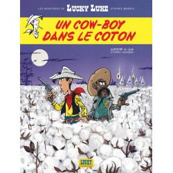 LES AVENTURES DE LUCKY LUKE DAPRES MORRIS - TOME 9 - UN COW-BOY DANS LE COTON
