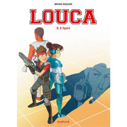 LOUCA - TOME 8 - E-SPORT