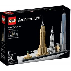 NEW YORK CITY SKYLINE LEGO ARCHITECTURE 21028