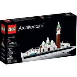 VENISE SKYLINE LEGO ARCHITECTURE 21026