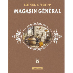 MAGASIN GENERAL - T03 - CHARLESTON  - LES FEMMES - NOTRE-DAME-DES-LACS