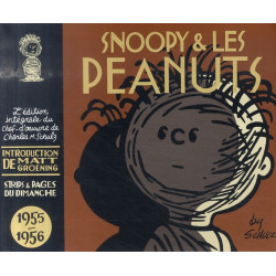 SNOOPY INTEGRALE - T03 - SNOOPY  LES PEANUTS - SNOOPY  LES PEANUTS - 1955-1956