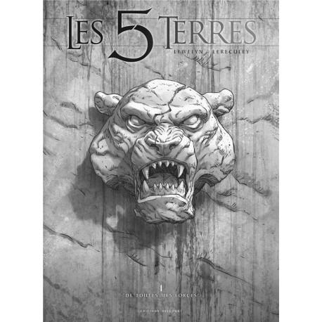 LES 5 TERRES T01 - EDITION NB