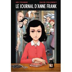 LE JOURNAL DANNE FRANK - ROMAN GRAPHIQUE