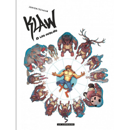 KLAW - TOME 6 - LES OUBLIES