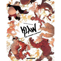KLAW - TOME 9 - PANIQUE A DETROIT