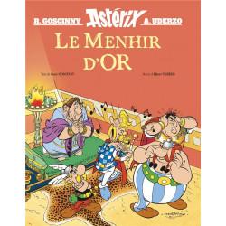 LE MENHIR DOR - HORS COLLECTION - ALBUM ILLUSTRE