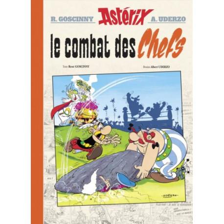 ASTERIX EDITION LUX TIME 7 - LE COMBAT DES CHEFS