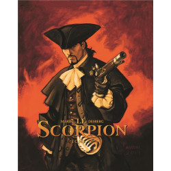 LE SCORPION - TOME 12 - LE MAUVAIS AUGURE EDITION 10E ANNIVERSAIRE