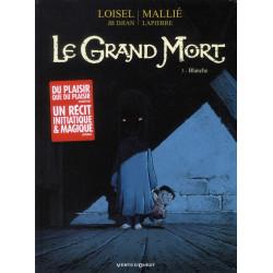 LE GRAND MORT - TOME 03 - BLANCHE