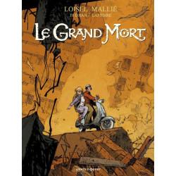 LE GRAND MORT - TOME 04 - SOMBRE
