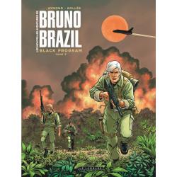 LES NOUVELLES AVENTURES DE BRUNO BRAZIL - TOME 2 - BLACK PROGRAM