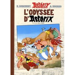 ASTERIX EDITION DE LUXE TOME 26 - LODYSSEE DASTERIX