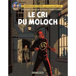 BLAKE  MORTIMER - TOME 27 - LE CRI DU MOLOCH