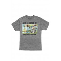 TEE SHIRT S MAX ET LES MAXIMONSTRES HOMME TAILLE S