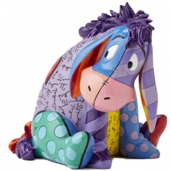 FIGURINE RESINE BRITTO BOURRIQUET DE WINNIE L OURSON