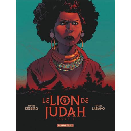 LE LION DE JUDAH  - TOME 2